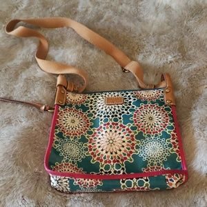 Fossil Bags - Fossil floral canvas bag